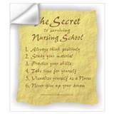 Nursing student Wall Decals
